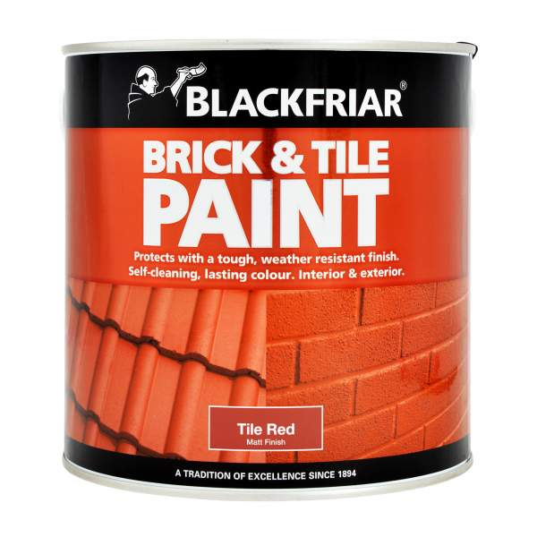 Brick and Tile Paint (Ready Mixed)