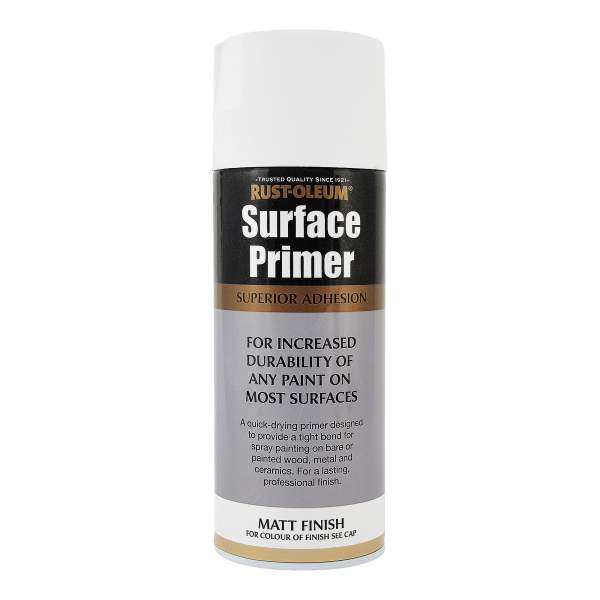 Surface Primer Matt White