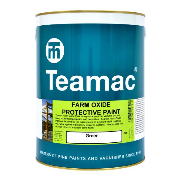 Farm Oxide Protective Paint Green