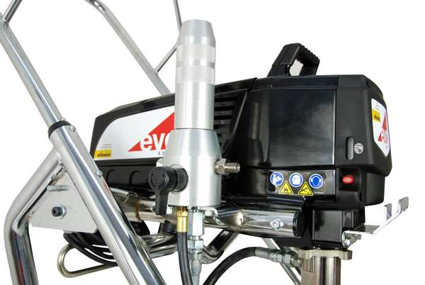 Spraystore and Brewers Decorator Centres have the latest in spray paint technology