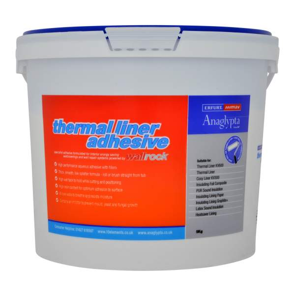 Wallrock Thermal Liner System Adhesive