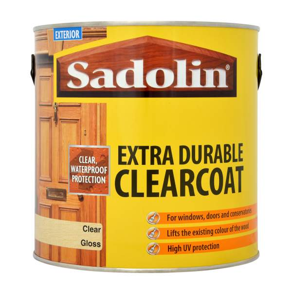 Extra Durable Clearcoat Gloss
