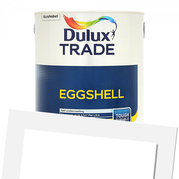 Eggshell Colour (Tinted)