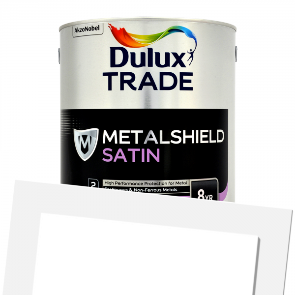 Metalshield Satin (Tinted)