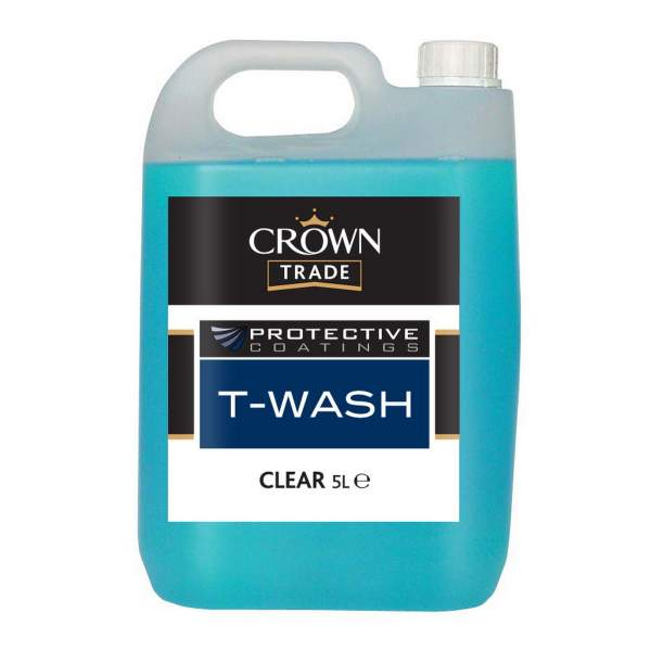 Protective Coatings T-Wash Clear