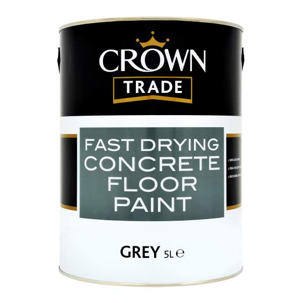 Concrete Floor Paint Grey (Ready Mixed)