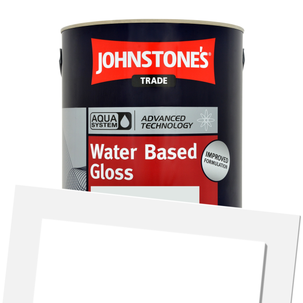Aqua Gloss Colour (Tinted)