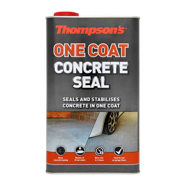 One Coat Concrete Seal