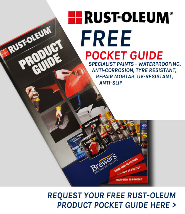 Request your free Fust-Oleum pocket guide