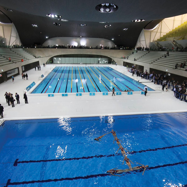 London 2012 Aquatic Centre