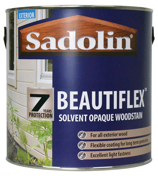Sadolin Beautiflex from Brewers Decorator Centres