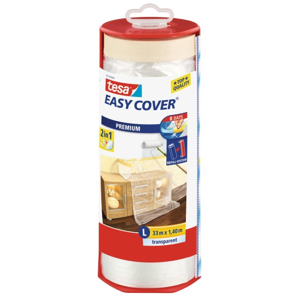 Easy Cover With Dispenser