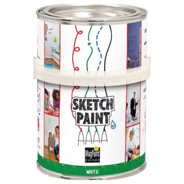 Sketch Paint Gloss White