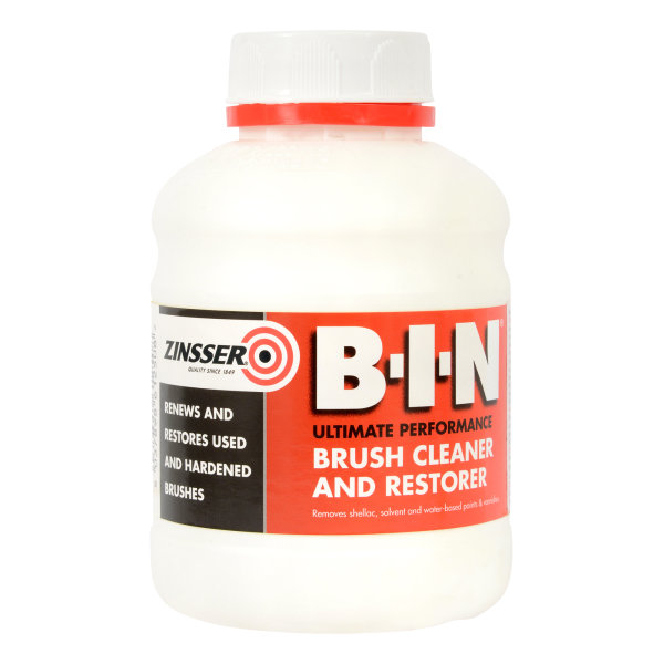 B-I-N® Brush Cleaner and Restorer