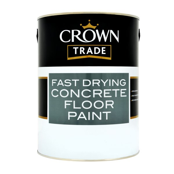 Concrete Floor Paint Mid Green (Ready Mixed)