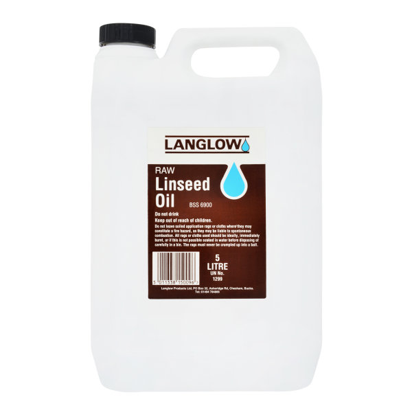 Raw Linseed Oil Matt