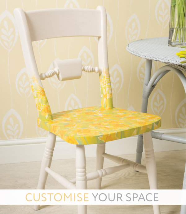 Customise your space