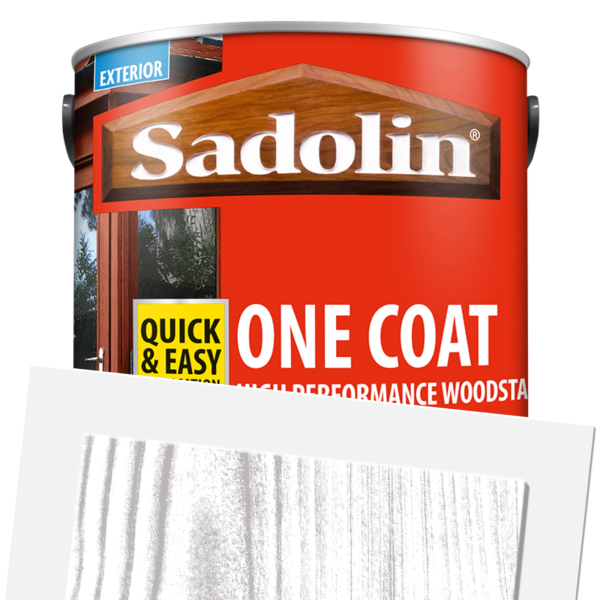 One Coat High Performance Woodstain Semi-Gloss (Ready Mixed)
