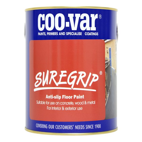 Suregrip Antislip Floor Paint White