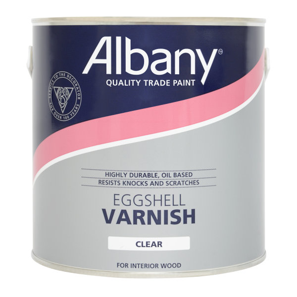 Polyurethane Varnish Eggshell Clear