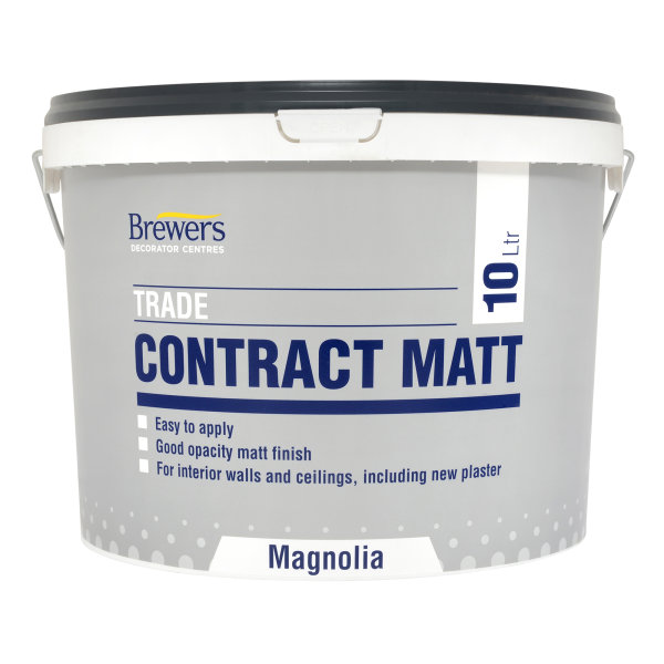 Trade Contract Matt Magnolia (Ready Mixed)