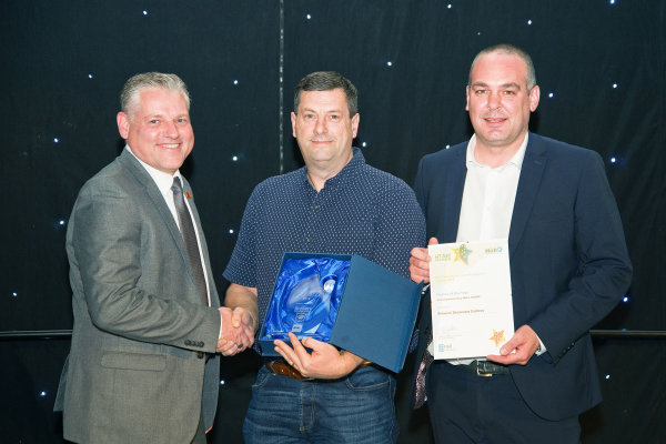 Brewers Hull are awarded Partner of the Year Award