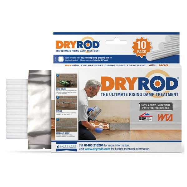 Dryrod Pack Of 10