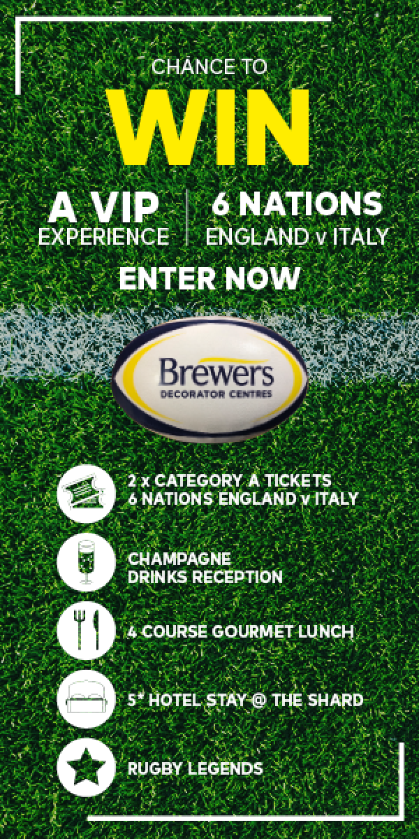6 Nations - Enter now