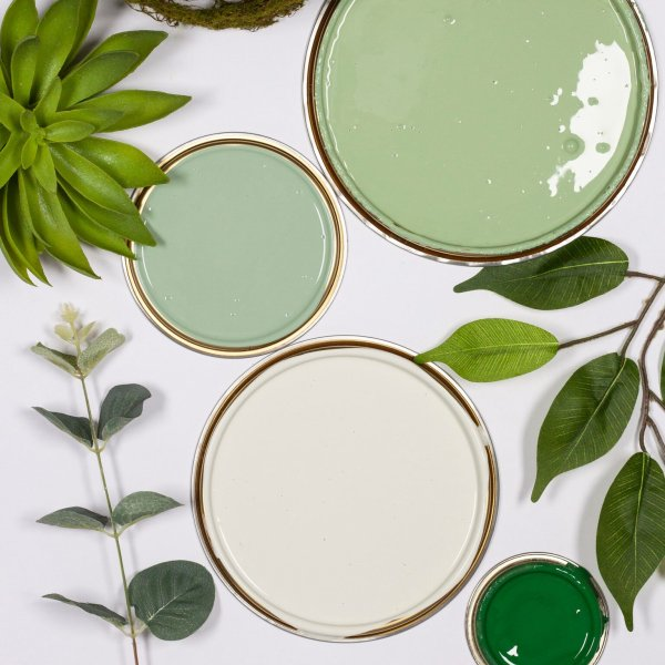 Nature's Greens from the Albany Design Collection