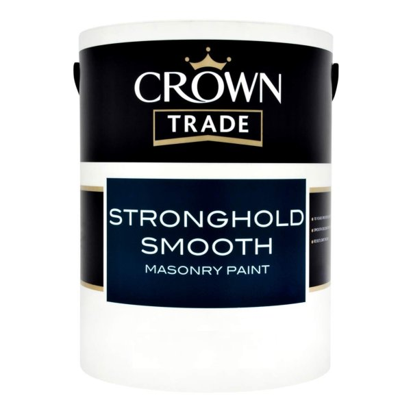 Stronghold Smooth Masonry Buttermilk (Ready Mixed)