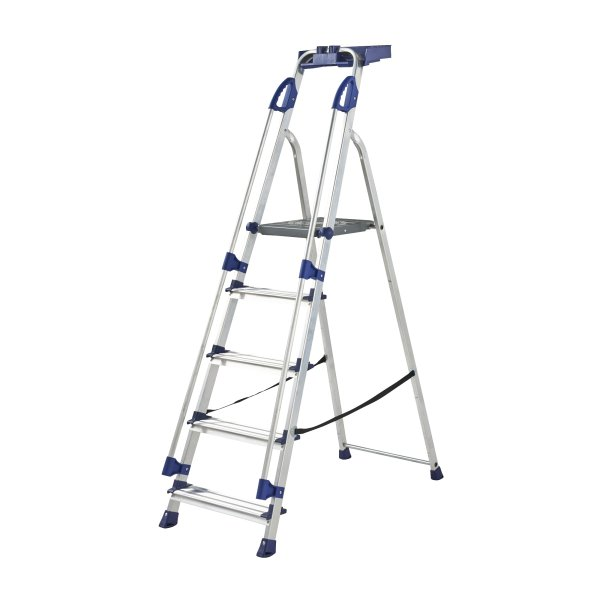 Stepladder Workstation