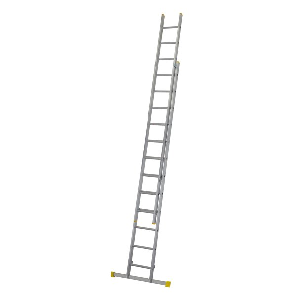 D Rung Extension Ladder Double
