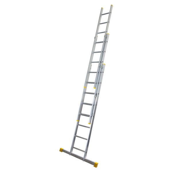 D Rung Extension Ladder Triple
