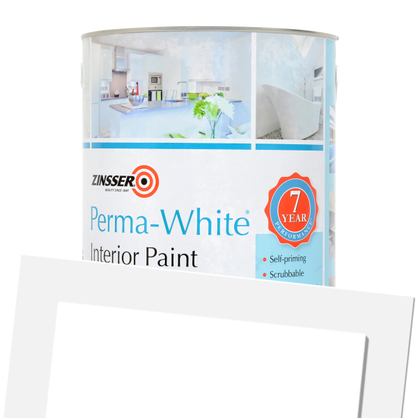 Perma-White Interior Satin (Tinted)