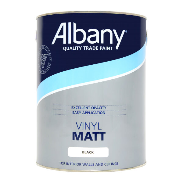 Vinyl Matt Black 00E53 (Ready Mixed)