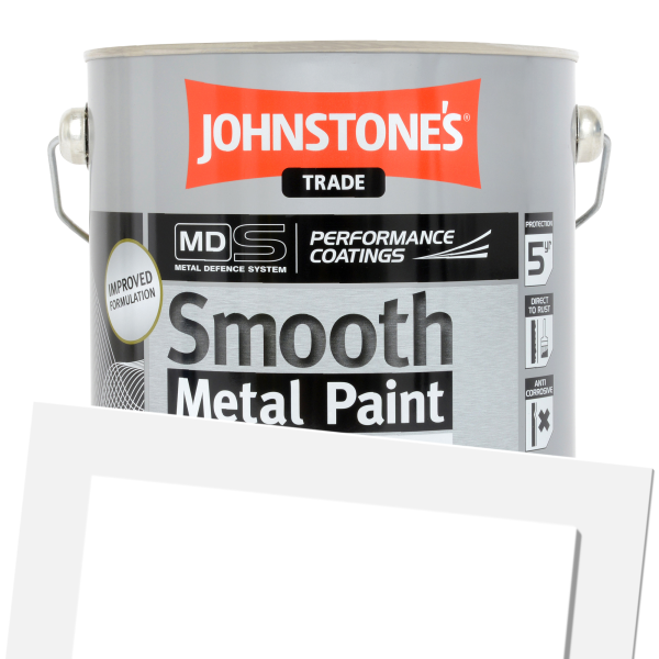 Smooth Metal Paint (Tinted)