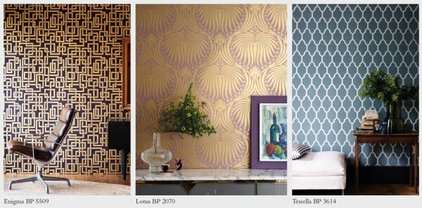 Brewers News Your Favourite Farrow Ball Wallpapers Now In
