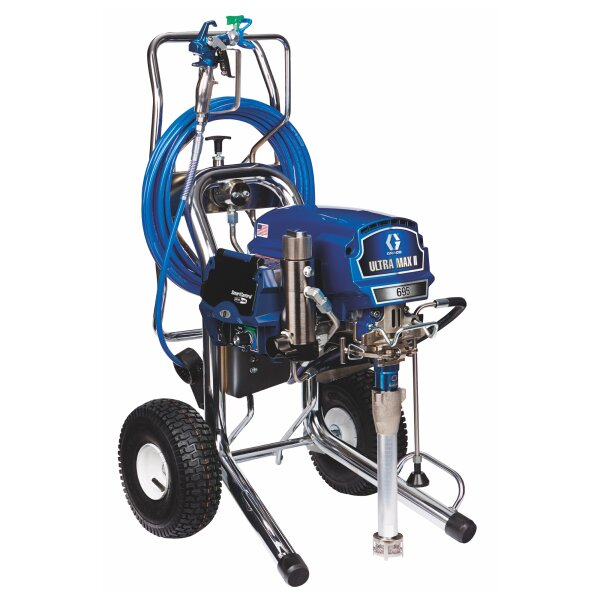 Ultra Max II 695 PC Pro Stand BlueLink Sprayer