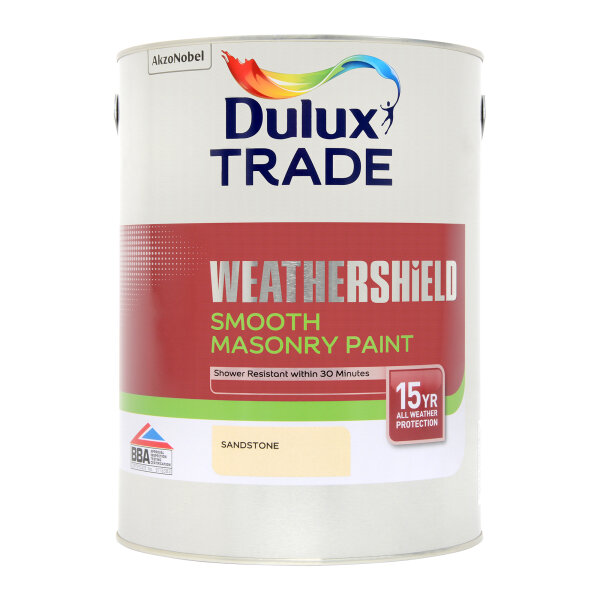 Weathershield Smooth Sandstone (Ready Mixed)