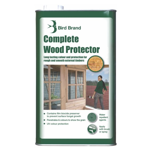 Complete Wood Protector Clear