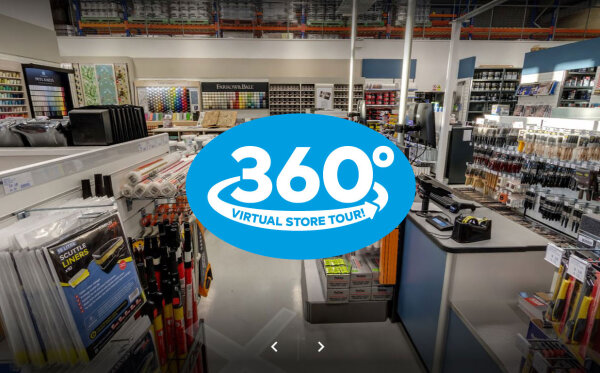 Take a look inside with our 360 virtual tour!