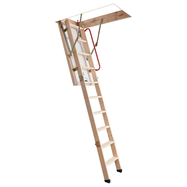 Eco S Line Timber Loft Ladder