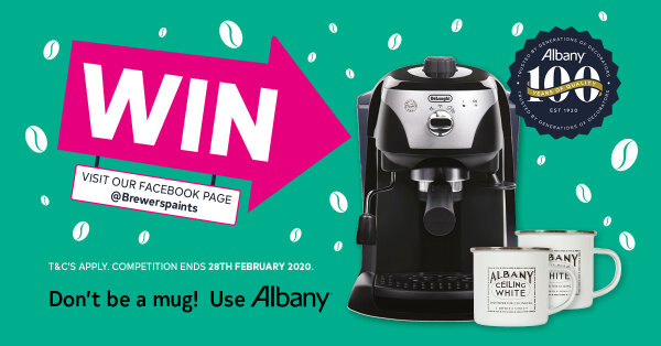 Albany 100 | Coffee Machine Competition