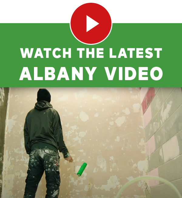 Watch the latest Albany Video