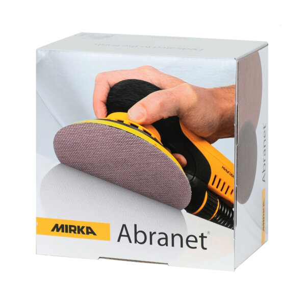 Abranet For DEROS 150mm Pack of 50